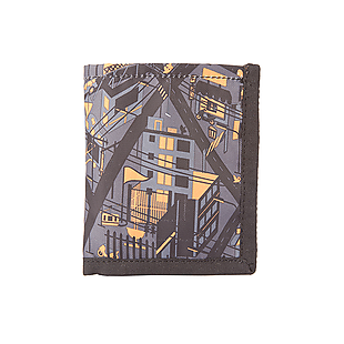 Wildcraft Bifold Wallet - City Orange