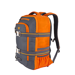 Wildcraft Globe Trotter 35 - Backpack - Grey