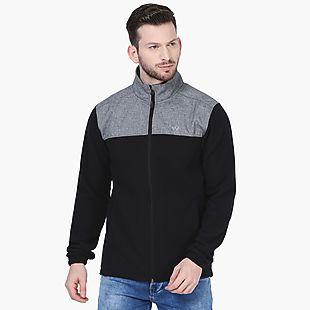 Wildcraft Men Fleece Hybrid Jacket