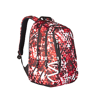 Wildcraft Wildcraft 5 Geo Backpack - Red