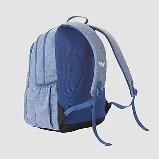 Wildcraft Melange 5 Backpack Bag - Dark Blue