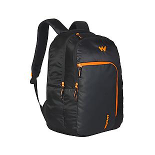Wildcraft Doyen Laptop Backpack With Internal Organizer - Black