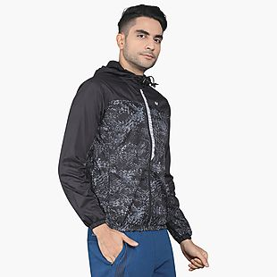 Wildcraft Men Windcheater Ptd