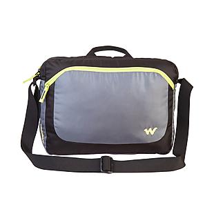 Wildcraft Wildcraft Crossbody-Courier 2 - Black