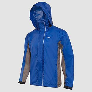 Wildcraft Unisex Rain Jacket - Blue