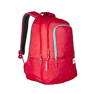 Wildcraft Wiki 2 Spray Backpack - Red