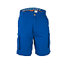 Wildcraft Men 7-Pocket Cargo Shorts - Dark Blue