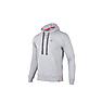 Wildcraft Men Sweatshirt Hoodie - Light Grey Melange